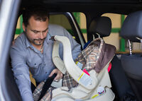 Baby Car Seat Installation