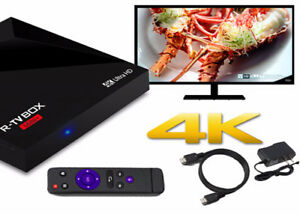 Latest Android 7.1.2 Quad-Core and Octa-Core TV Boxes!