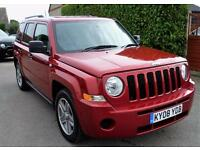 JEEP PATRIOT 2.0 CRD (42+) MPG)