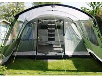 Montanna 6 front awning.