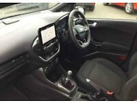 2020 Ford Fiesta 1.0 EcoBoost 125 ST-Line Navigation 5 door Hatchback Petrol Man