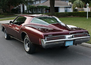 Looking for a 1973 Buick Riveria