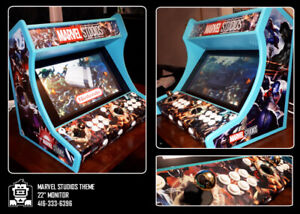 CUSTOM ARCADE BARTOPS - 5000 GAMES  *** SALE***