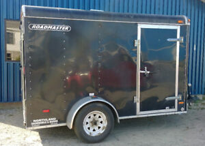 6x10 enclosed trailer for sale