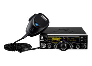 Cobra 29LXBT CB Radio With 4 Line LCD (never used) +AMP +Antenna