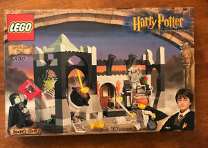 LEGO 4705 Harry Potter - Snape's Class - complete set with box