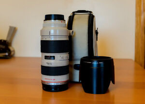 Canon EF 70-200mm f/2.8L USM ( Non IS )