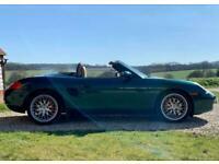 2000 Porsche Boxster 3.2 S 2dr Tiptronic S Convertible Petrol Automatic