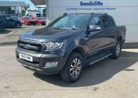 2019 Ford Ranger Diesel Pick Up Double Cab Wildtrak 3.2 TDCi 200 Automatic Picku