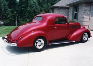Wanted 1936 Pontiac coupe for parts