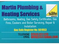 Martin Plumbing & Heating Services
