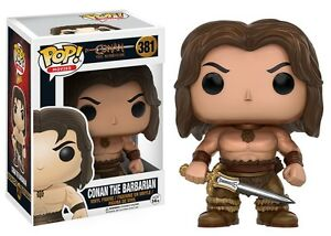 Conan the Barbarian Funko Pop Figures at JJ Sports!
