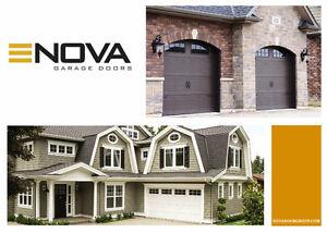 Nova Garage Doors® - Professionally Installed Garage Doors Kitchener / Waterloo Kitchener Area image 1