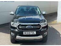 2020 Ford Ranger Diesel Pick Up Double Cab Limited 1 2.0 EcoBlue 213 Automatic P