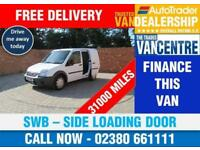 FORD TRANSIT CONNECT T200 SWB SIDE LOADING DOOR