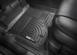 Floor Liners - Custom Fit 14-18 Chev/GMC - Crew 0r Double