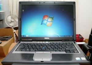 •	Portable Dell Latitude D630 14.2 po