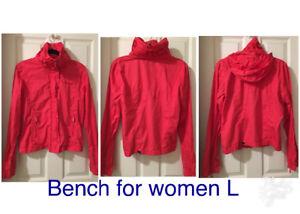 jackets (winter/rain)