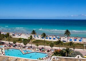 Hollywood Beach Tower August 13 - 20 Saturday check 1 bedroom