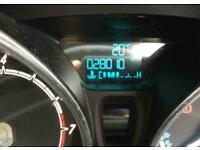 2015 Ford Fiesta 1.25 82 Zetec 3 door Hatchback Petrol Manual
