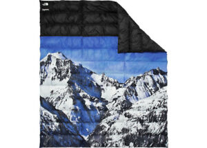 Supreme X The North Face Mountain Nuptse Blanket  brand new