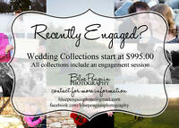Wedding Photography ~ Starting at $995