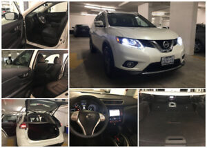 2016 Nissan Rogue SL AWD LEASE TAKEOVER $2500 INCENTIVE TO BUYER