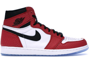 Air Jordan 1 Spiderman/chicago Sizes 10.5 and 6Y $395OBO