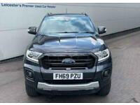 2020 Ford Ranger Diesel Pick Up Double Cab Wildtrak 3.2 EcoBlue 200 Automatic Pi