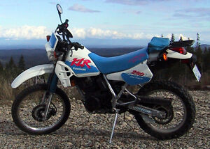 KLR 250 Wanted