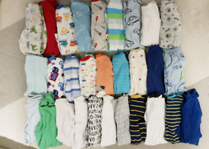 Baby Boy Clothes (0-6 months)