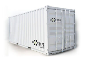 "20' STANDARD ""AXCESS"" CONTAINER (NEW)"