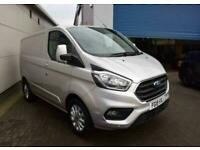 2019 Ford Transit Custom 280 L1 Diesel Fwd 2.0 EcoBlue 170ps Low Roof Limited Va