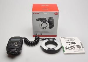 Canon MR-14EX ringflash