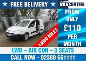 CITROEN BERLINGO 750 LX L2 H1 LWB AIR CON 3 SEATS