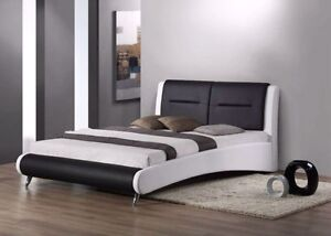 Brand New ITALIAN Designer PU Leather Queen / King Bed FRAMES Brisbane City Brisbane North West Preview