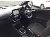 2018 Ford Fiesta 1.0 EcoBoost ST-Line Navigation 3 door Hatchback Petrol Manual