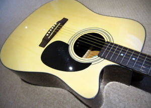 Segovia Acoustic Electric - $185