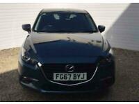 2017 Mazda 3 2.0 SE L Nav 5 door Hatchback Petrol Manual