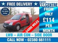 FORD TRANSIT CONNECT T230 HIGH ROOF LWB AIR CON SIDE DOOR
