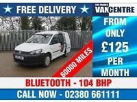 VW CADDY C20 TECH 1.6 TDI BLUE TOOTH SIDE LOADING DOOR