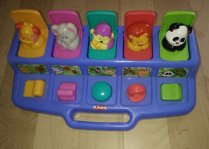 Playskool Poppin' Pals, very good condition