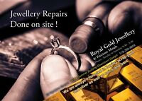 Jewellery Repairs Done On Site
