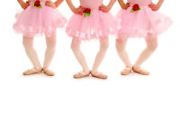 INTRO TO DANCE - Summer or Fall - ages 3 - 6!!