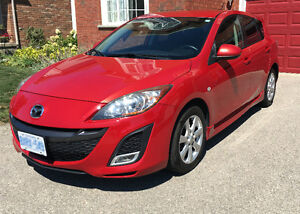 2010  Mazda3 GS Hatchback