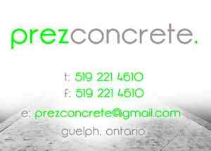 BOOK NOW! METICULOUS QUALITY CONCRETE DRIVEWAYS+PATIOS+SIDEWALKS Kitchener / Waterloo Kitchener Area image 2