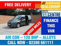 FORD TRANSIT CONNECT 200 L1 H1 LIMITED SWB 120 BHP AIR CON ALLOYS 3 SEATS