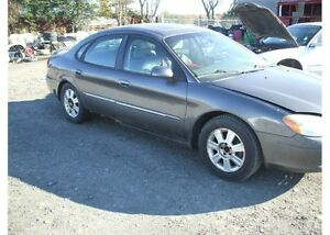 PARTS AVAILABLE FOR A 2003 FORD TAURUS