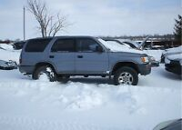 PARTING OUT 1996 TOYOTA 4RUNNER