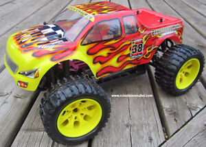 New RC Truck - Electric 1/10 Scale 4WD City of Toronto Toronto (GTA) image 7